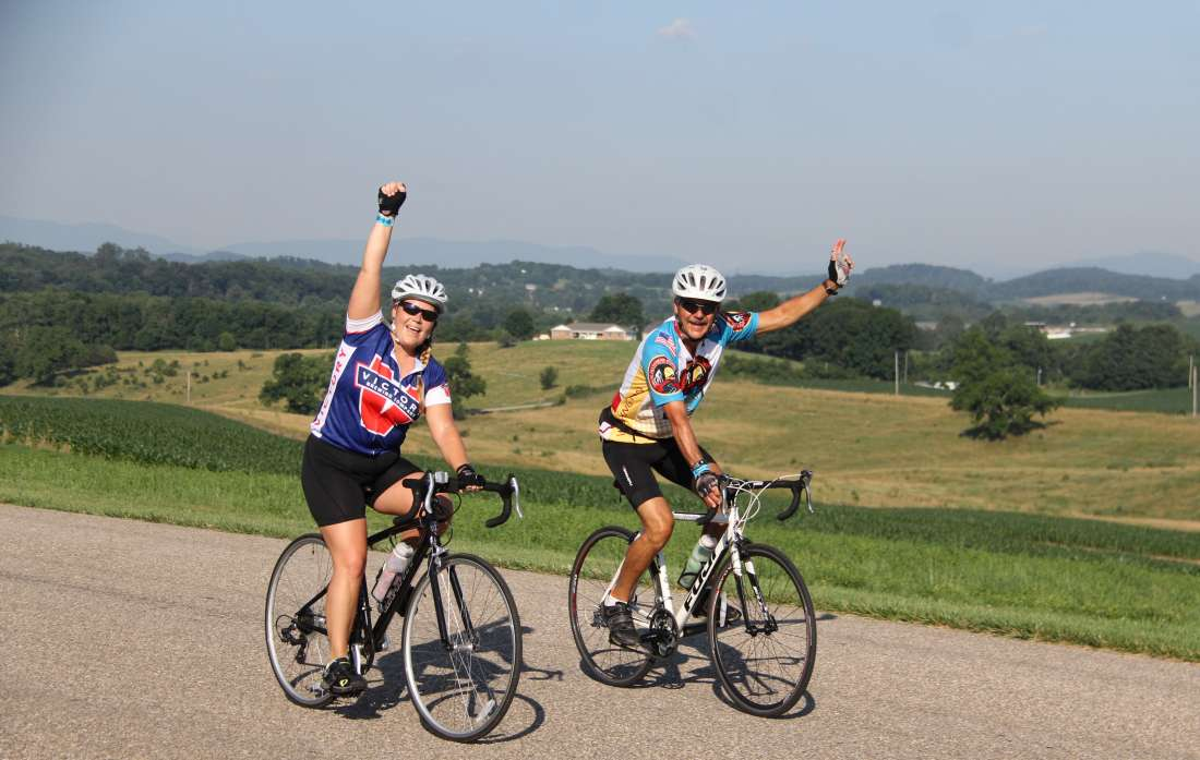 Virginia Bike Tour